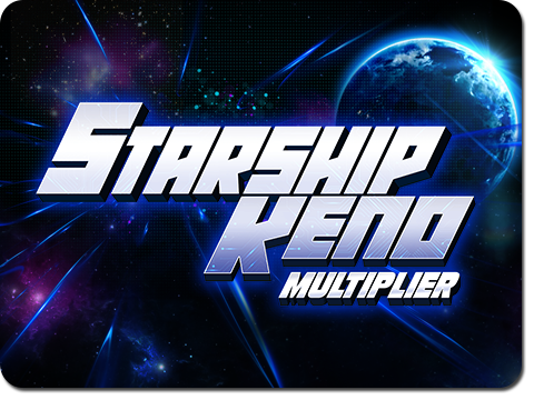 Starship Keno Multiplier