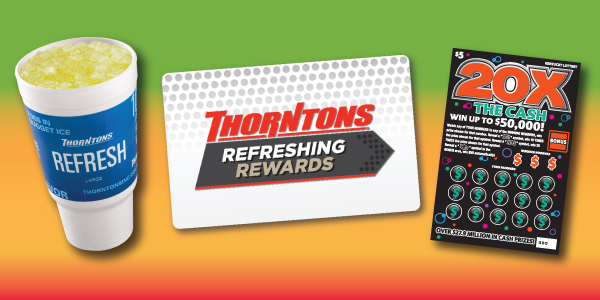 Get a Free Thorntons Fountain Drink