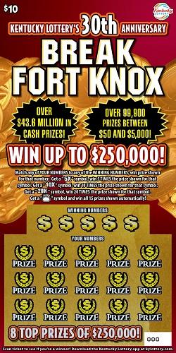 Scratch-offs | KY Lottery