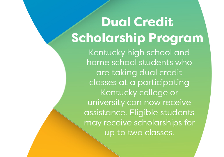 Dual Credit Scholarship Program