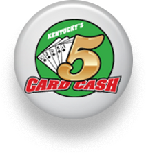 ky 5 card cash winning numbers